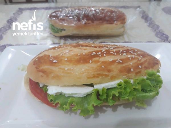 Sandviç Ekmeği (nefis Tarif)