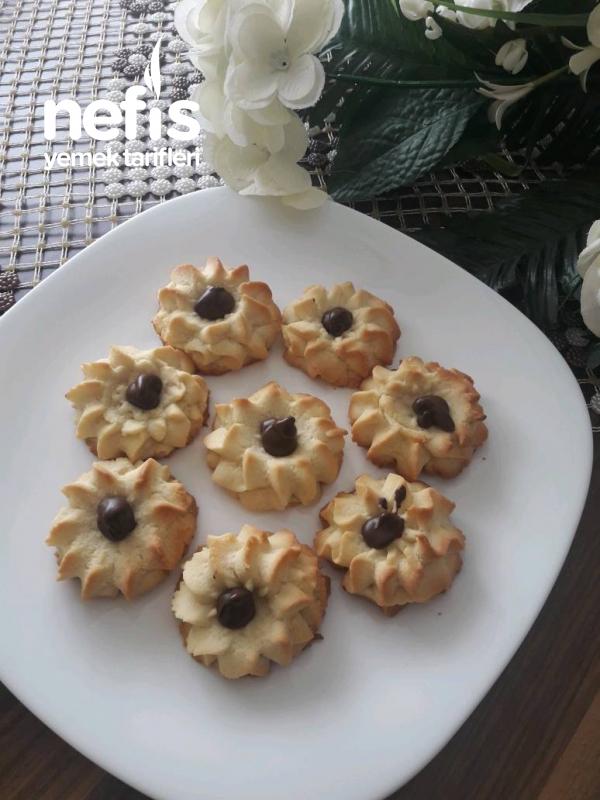 Şekilli Pastane Kurabiyeleri