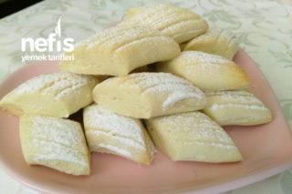 Un Kurabiyesi (Pastane Usulü) Tarifi