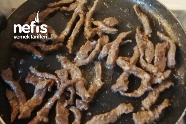 Biftek Servis Menü