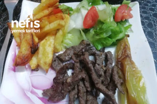 Biftek Servis Menü Tarifi