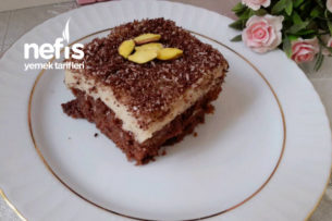 Çikolatalı Kahveli Pasta Tarifi
