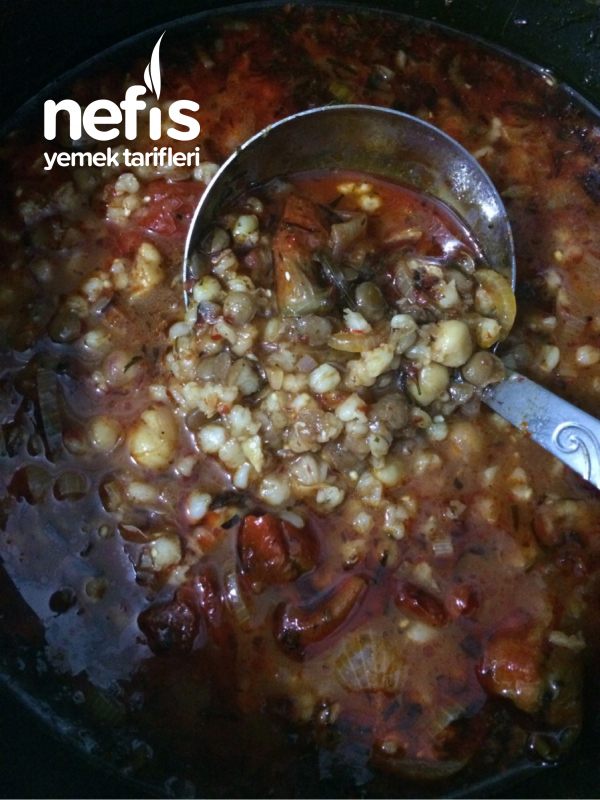 Gaziantep'imin Alaca Çorbası (Vitamin Deposu)