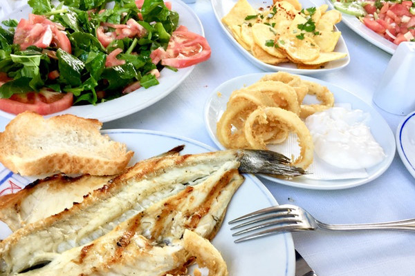 izzet balık restaurant