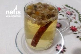 Tarçınlı Papatya Çayı Tarifi