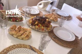 Arkadaşlarla Öğle Yemeğimiz Tarifi