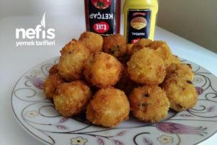 Çıtır Patates Köftesi (Hazır Pane Harcı İle) Tarifi