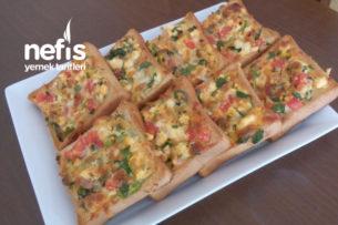 Ekmek Kızartması (Kahvaltılık Nefis Tarif) Tarifi