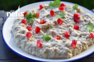 Mütebbel (Tahinli Patlıcan Mezesi) Tarifi