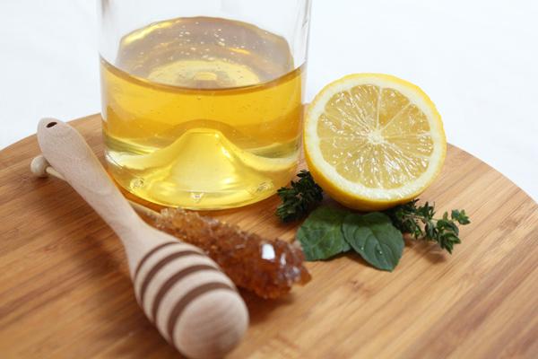 bal limon maskesi