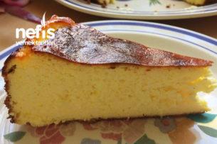 Limonlu Cheesecake ( Un Yok, Peynir Yok, Krema Hiç Yok) Tarifi