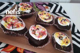 Süslü Muffinlerim Tarifi