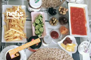 Cumartesi Kahvaltısı Tarifi