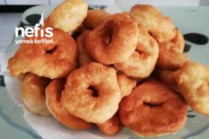 Pratik Ekmek Hamur Kızartması Tarifi