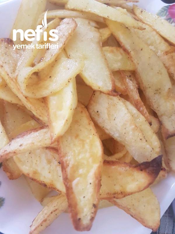 Fırında Az Yağlı Düşük Kalorili Patates :=)