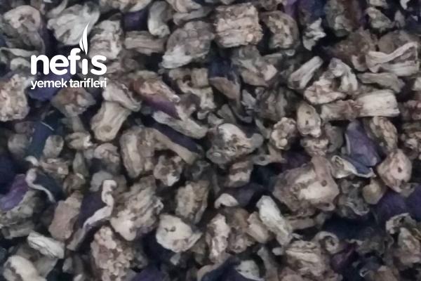 Kurutulmuş Patlıcan Tarifi