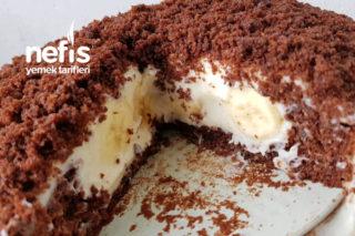 Muzlu Köstebek Pasta Tarifi