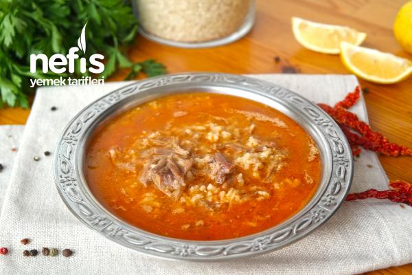 Beyran Çorbası (Yöresel)