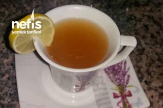 Kış Çayı (Grip Olduğumuzda Şifa Çayı) Tarifi