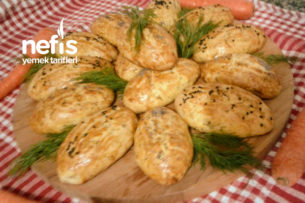 Mayasız Pastane Poğaçası (Müthiş Lezzetli) Tarifi
