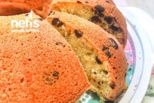 Sütsüz Kek ( Limonlu Gazlı İçecekle Yapıldı ) Tarifi