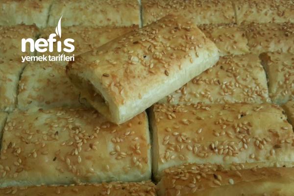 Baklavalık Yufkayla Patatesli Börek Tarifi