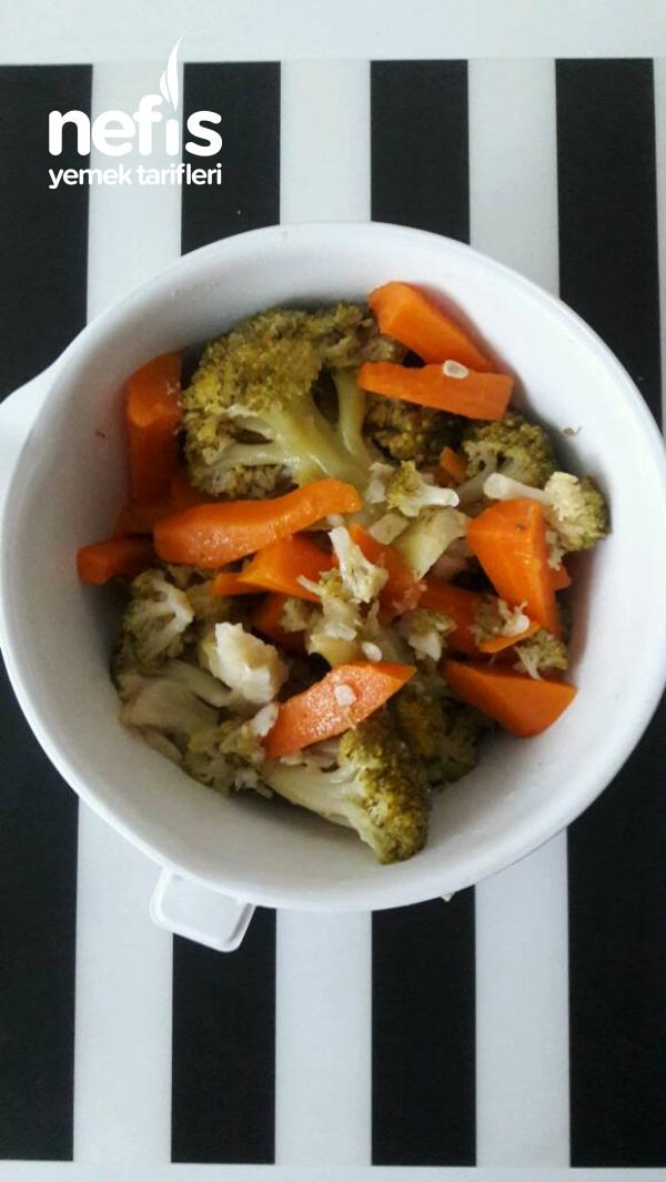 Brokoli Salatasi…