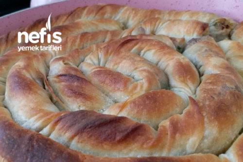 Patatesli Kıymalı Kol Böreği Tarifi