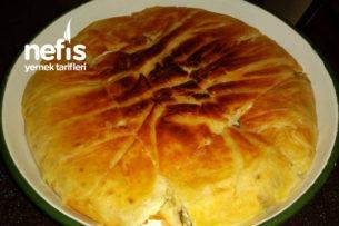 Tava Böreği (Su Böreği Tadında) Tarifi