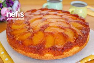 Yumuşacık Keki ile Karamelli Elmalı Kek Yapımı (videolu) Tarifi