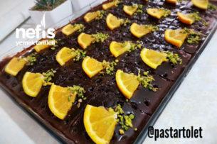 Bol Çikolata Soslu Islak Kek Tarifi