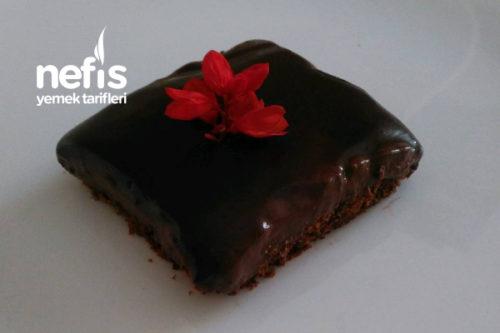 Borcamda Pişmeden Çikolatalı Cheesecake Tarifi