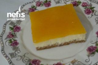 Mandalinalı Cheesecake (Pişirmeden) Tarifi