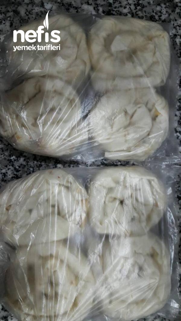 Patatesli Gül Boregi(buzluk İçinde Uygun)