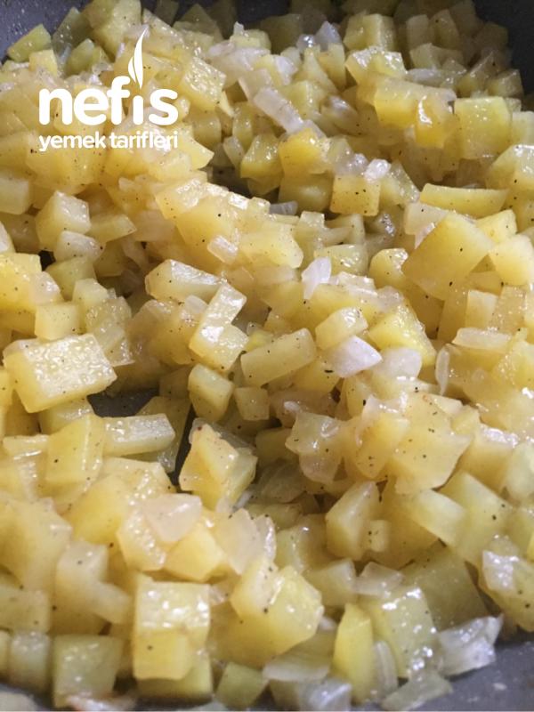 Patatesli Muska Börek (dondurucuya Koymak İçin)