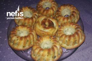 Peynirli Patatesli Tuzlu Kek Tarifi