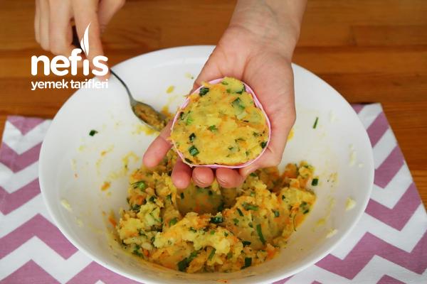 Ezme Patates Salatası