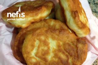 Hamur Kızartması Haftasonu Kahvaltısı Tarifi