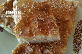 Yoğurtlu Börek ( Su Böreği Tadında ) Püf Noktalarıyla Tarifi