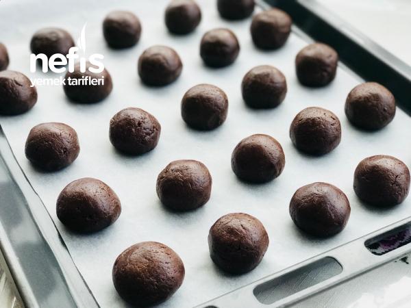 Çikolatalı Browni Kurabiye