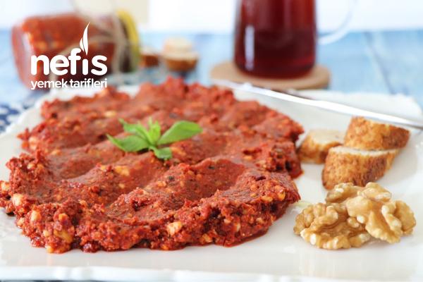 Kahvaltılık Çemen (Acuka) Tarifi