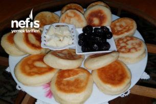 Kahvaltılık Minik Bazlamalar Tarifi