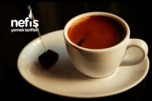 Köpüklü Türk Kahvesi Tarifi