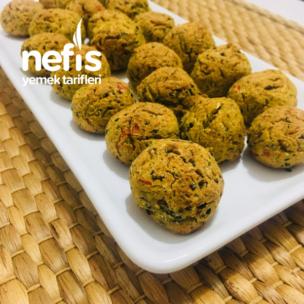 Proteinli Toplar (doyurucu,lezzetli,pratik Alternatif)