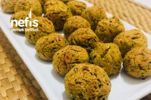 Proteinli Toplar (Doyurucu Lezzetli Pratik Alternatif) Tarifi