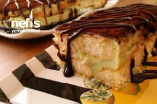 Ispanaklı Kolay Pasta (Görüntüsü Şahane Lezzeti Olay) Tarifi