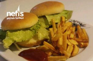 Pratik Hamburger ( Nefis) Denemeye Değer Tarifi