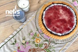 Kremalı Tart Pasta Tarifi