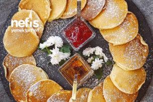Pancake (Pankek) Tarifi
