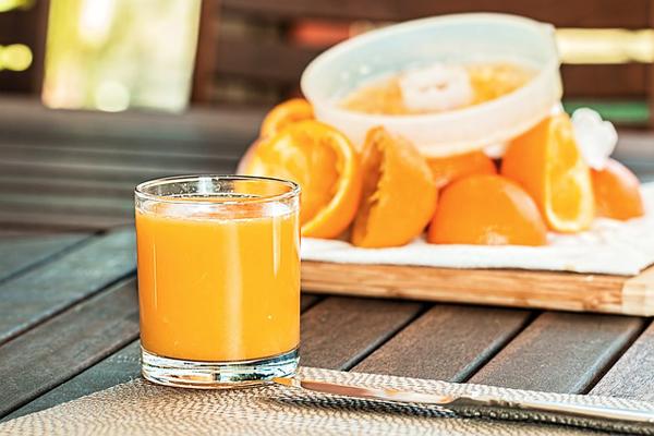 portakal suyu faydaları